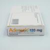 Аденурик 120 мг, №28 - таблетки 1831