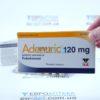 Аденурик 120 мг, №28 - таблетки 2655