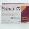 Алендронат 70 мг, №4 - таблетки. Фото 1 1862