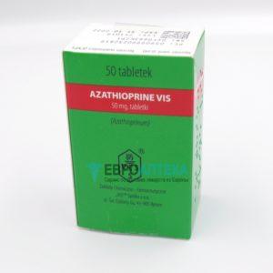 Азатиоприн 50 мг, 50 таблеток. Фото 1
