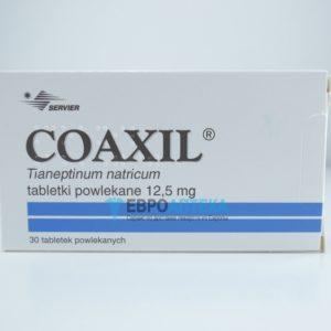 Коаксил 12.5мг, 30 таблеток. Фото 1