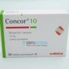 Конкор 10 мг, №30 - таблетки. Фото 1 1889