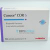 Конкор 5 мг, №56 - таблетки. Фото 1 1884