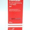 Дайвобет 50 мкг/г + 0,5 мг/г, 30 г - гель. Фото 1 1903