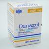 Даназол 200 мг, №100 - таблетки. Фото 1