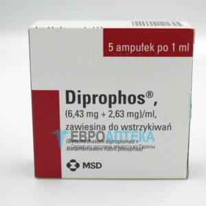 Дипрофос 1 мл, №5 - ампулы. Фото 1