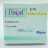 Дивигель 0,1%, 0,5 мг / 0,5 г, 28 пакетиков - гель. Фото 1 1925