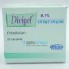 Дивигель 0,1%, 1 мг / 1 г, 28 пакетиков - гель. Фото 1 1930