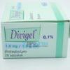 Дивигель 0,1%, 1 мг / 1 г, 28 пакетиков - гель. Фото 1 1932