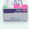 Эманера 20 мг, 28 таб. Фото 1 1627
