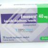 Эманера 40 мг, 28 таб. Фото 1 1630