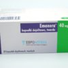 Эманера 40 мг, 28 таб. Фото 1 1633