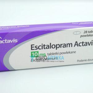 Эсциталопрам 10 мг. Фото 1