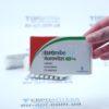 Эзетимиб Ауровит 10 мг, 28 таб. Фото 1 3052
