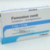 Фемостон Конти 1 мг + 5 мг, №28 - таблетки. Фото 1