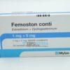 Фемостон Конти 1 мг + 5 мг, №28 - таблетки. Фото 1 1969