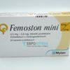 Фемостон Мини 0,5 мг + 2,5 мг - таблетки. Фото 1 1975