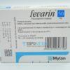 Феварин 50 мг, 60 таб. Фото 1 1651