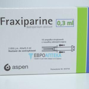 Фраксипарин 2850 МЕ, 0,3 мл. Фото 1