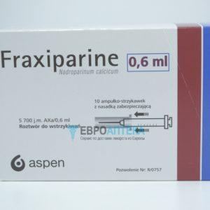 Фраксипарин 5700 МЕ, 0,6 мл. Фото 1