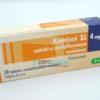 Камерин XL 4 мг, №30 - таблетки. Фото 1