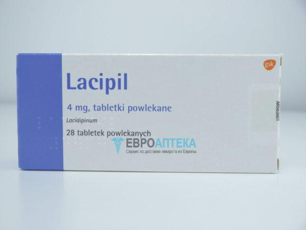 Лаципил 4 мг. Фото 1