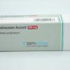 Леветирацетам Аккорд 500 мг, №50 - таблетки. Фото 1 2039