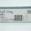 Ливиал 2,5 мг. Фото 1 1697