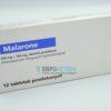 Маларон 250 мг + 100 мг, №12 - таблетки. Фото 1
