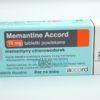 Мемантин Аккорд 10 мг, 28 таб. Фото 1 1701