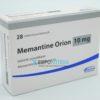 Мемантин Орион 10 мг, №28 - таблетки. Фото 1