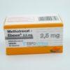 Метотрексат 2,5 мг, 50 таб. Фото 1 1707