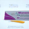 Миасер 10 мг, 30 таблеток. Фото 1 2844