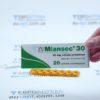 Миасер 30 мг, 20 таблеток. Фото 1 2852