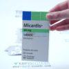 Микардис 40 мг, 28 таб. Фото 1 2856