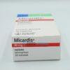 Микардис 80 мг, 28 таб. Фото 1 1731