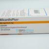 Микардис Плюс 80 мг + 12,5 мг, 28 таб. Фото 1 1734