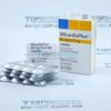 Микардис Плюс 80 мг + 12,5 мг, 28 таб. Фото 1 2857
