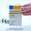 Микардис Плюс 80 мг + 12,5 мг, 28 таб. Фото 1 2860