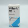 Милурит 100 мг, 50 таб. Фото 1 1741