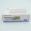 Пароксинор 20 мг, 30 таб. Фото 1 1751