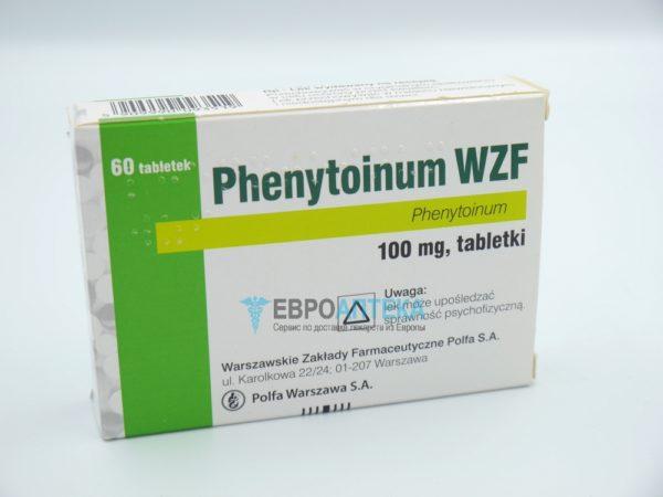 Фенитоин 100 мг, №60 - таблетки. Фото 1
