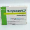 Фенитоин 100 мг, №60 - таблетки. Фото 1 2097