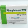 Фенитоин 100 мг, №60 - таблетки. Фото 1 2099