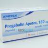 Прегабалин Апотекс 150 мг, №56 - капсулы. Фото 1