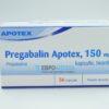 Прегабалин Апотекс 150 мг, №56 - капсулы. Фото 1 2123