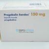 Прегабалин Сандоз 150 мг, №56 - капсулы. Фото 1 2129