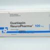 Кветиапин 100 мг, 60 таб. Фото 1 1762