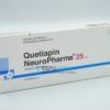 Кветиапин 25 мг, 30 таб. Фото 1
