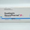 Кветиапин 25 мг, 30 таб. Фото 1 1757